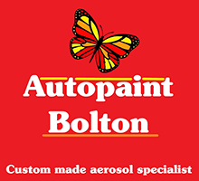 Vehicle paint specialists - Bolton